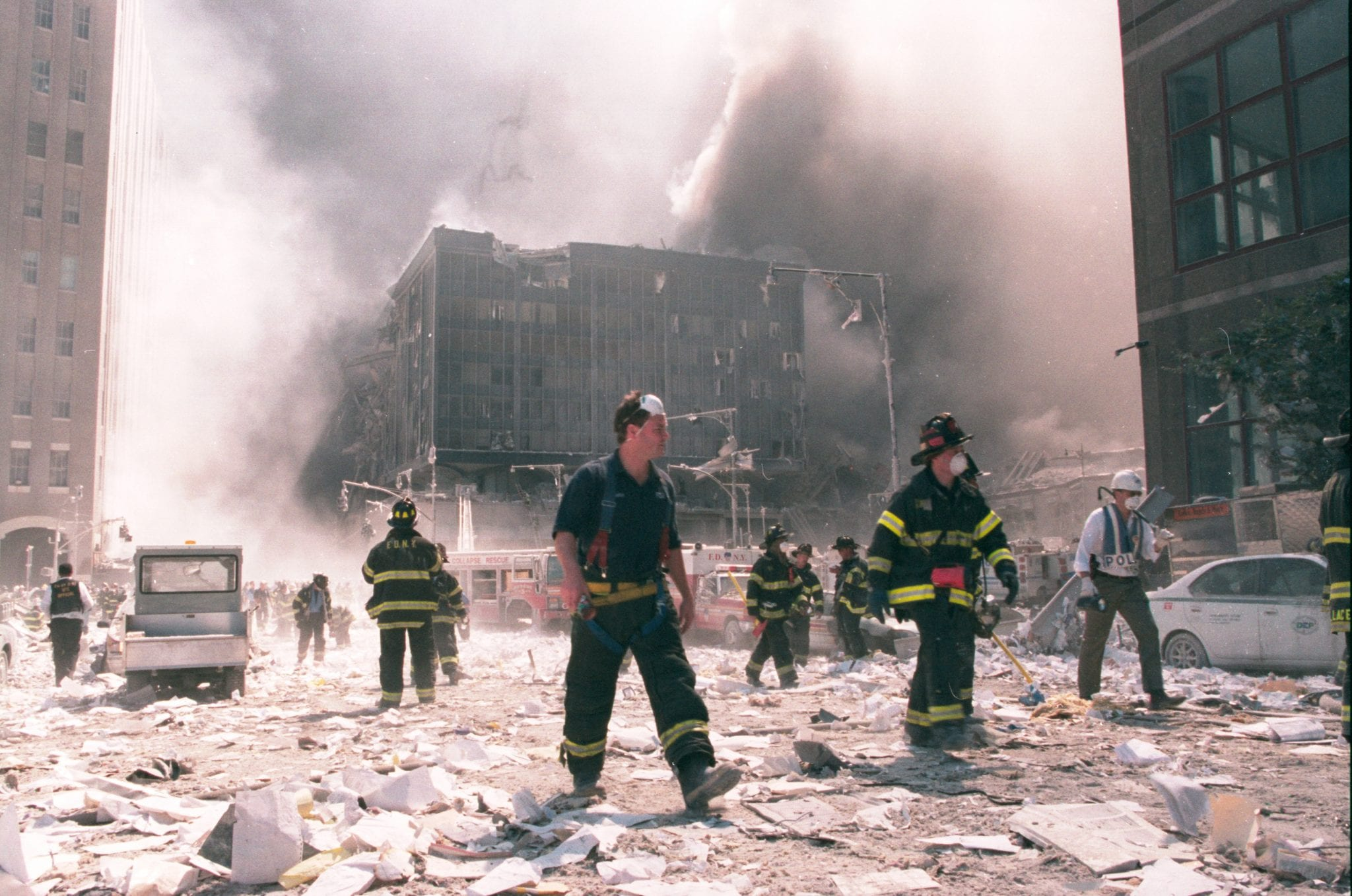 9/11: You Said You Wouldn't Forget. You Did. | The American Spectator | Politics Is Too Important To Be Taken Seriously.