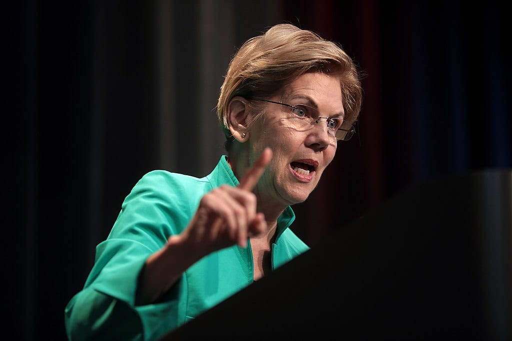 Elizabeth Warren and private property