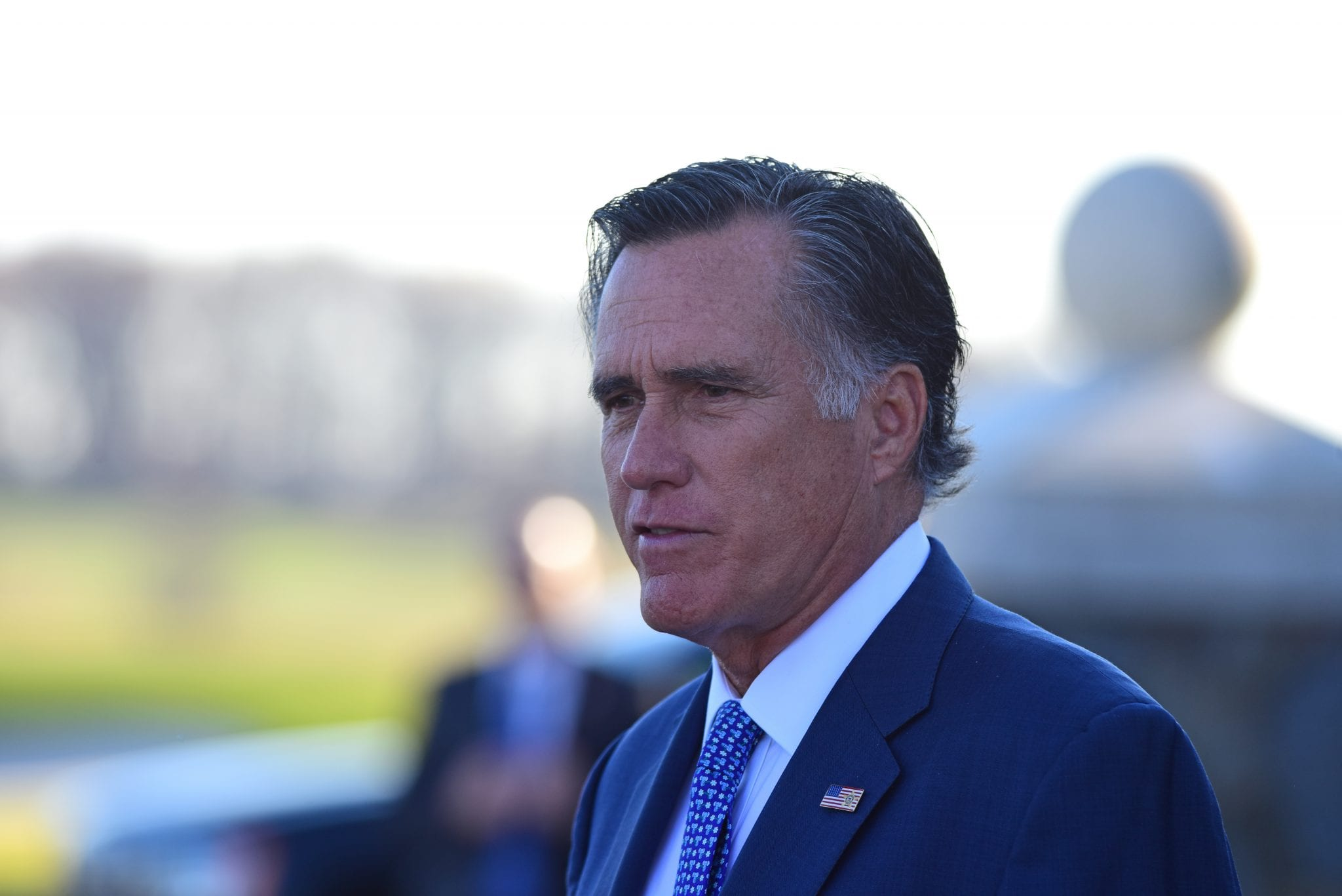 Mitt Romney Implodes After Outing of Secret Twitter Persona | The American Spectator | Politics Is Too Important To Be Taken Seriously.