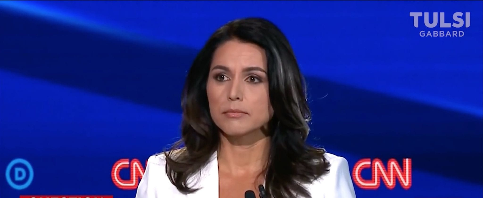 Tulsi Gabbard: Canary in the Democratic Coal Mine | The American Spectator | Politics Is Too Important To Be Taken Seriously.