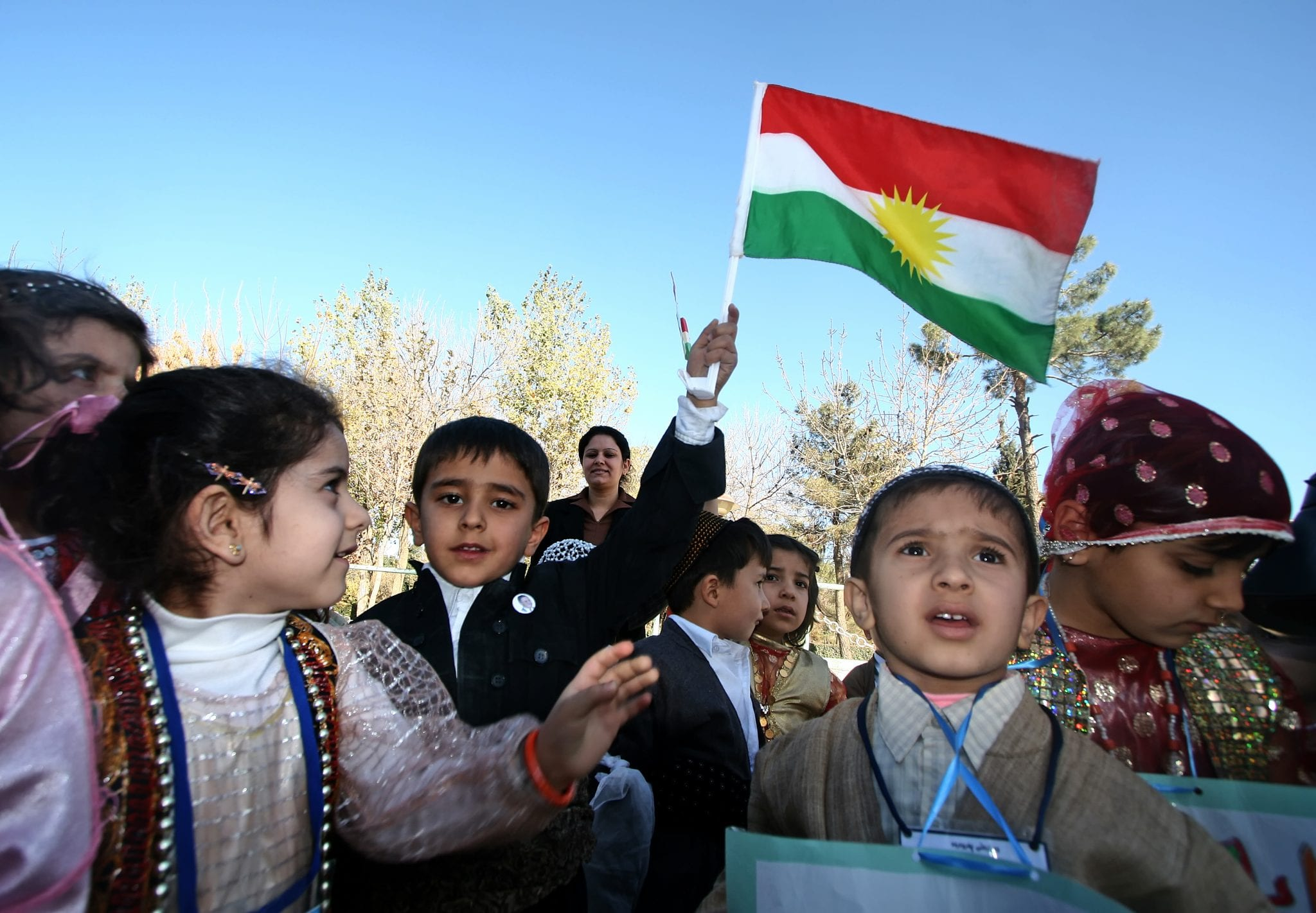 Trump to Abandon Kurds? | The American Spectator | Politics Is Too Important To Be Taken Seriously.
