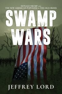 Jeffrey Lord Swamp Wars book cover