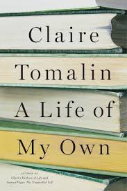 Claire Tomalin A Life of My Own cover