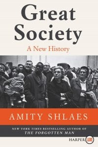 Amity Schlaes Great Society cover