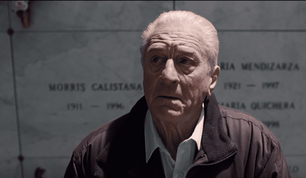'The Irishman': The Hardest Part Is When They Bury You | The American Spectator | Politics Is Too Important To Be Taken Seriously.