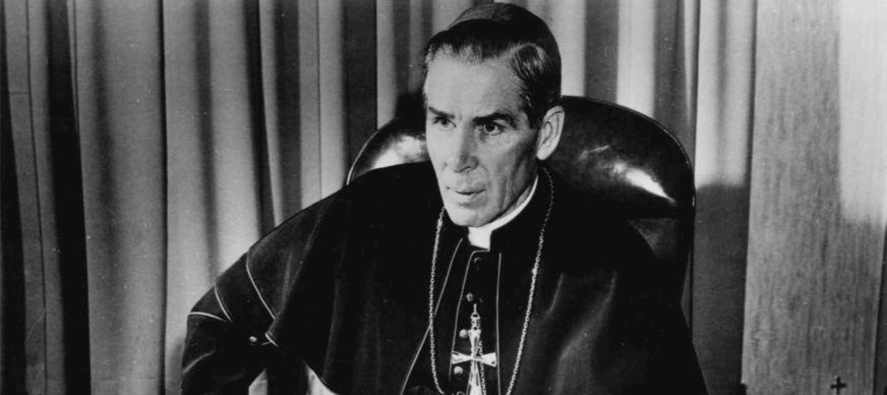 The Fulton Sheen Fiasco | The American Spectator | Politics Is Too Important To Be Taken Seriously.