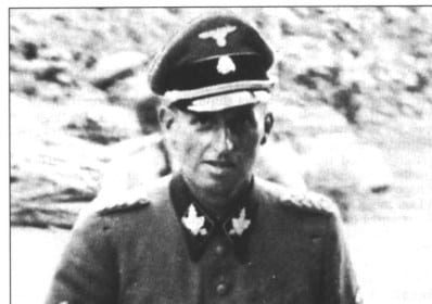 The Nazi War Criminal the U.S. Kept Hidden   The American Spectator   Politics Is Too Important To Be Taken Seriously.