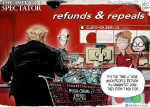 Trump and Refunds