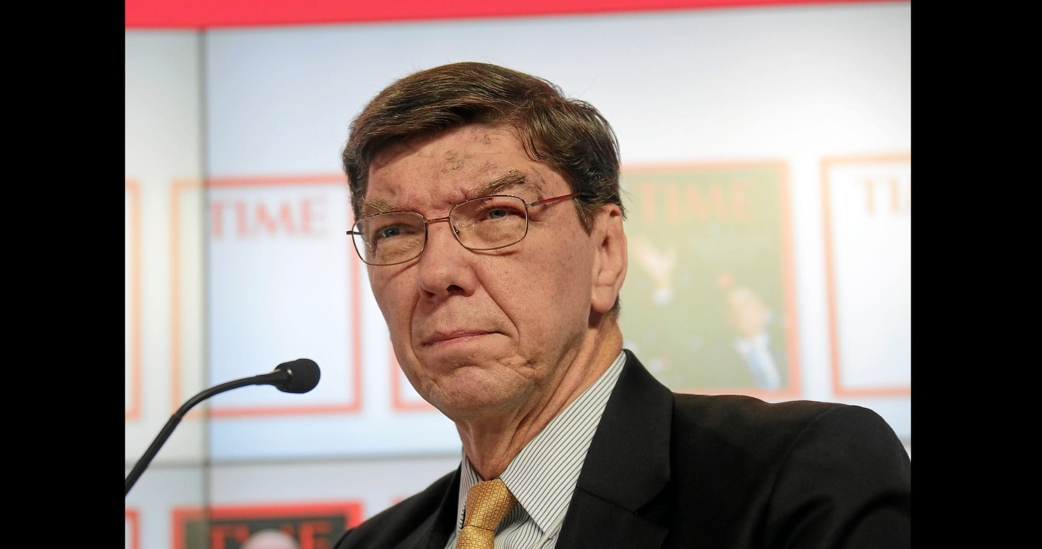 A Tribute to Clayton M. Christensen: Innovator, Thinker, Disruptor, and Teacher | The American Spectator | Politics Is Too Important To Be Taken Seriously.