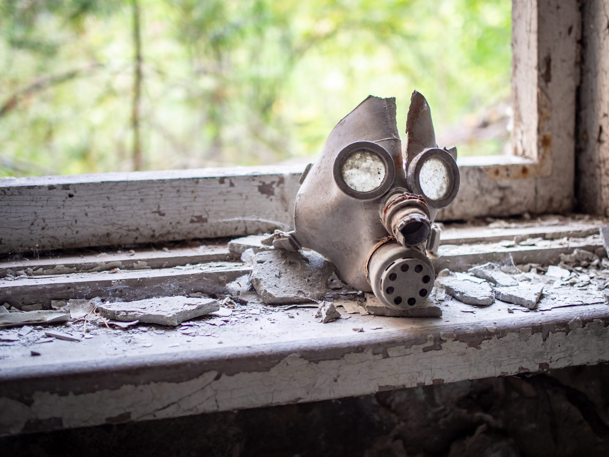 Iran's Airborne Chernobyl | The American Spectator | Politics Is Too Important To Be Taken Seriously.