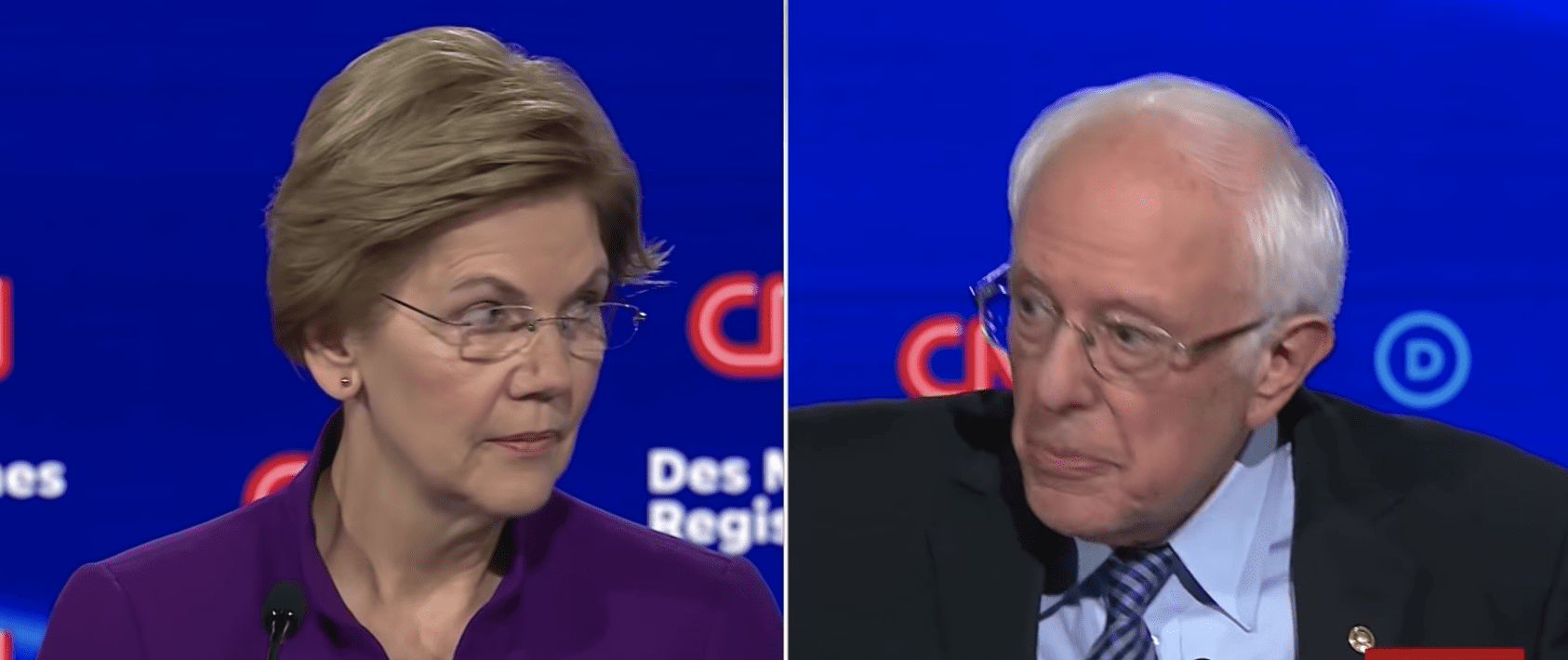 The Worst Moment of Last Night's Democratic Debates | The American Spectator | Politics Is Too Important To Be Taken Seriously.