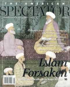 American Spectator cover May 2006