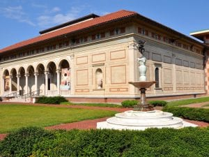 Allen Memorial Art Museum, Oberlin, Ohio