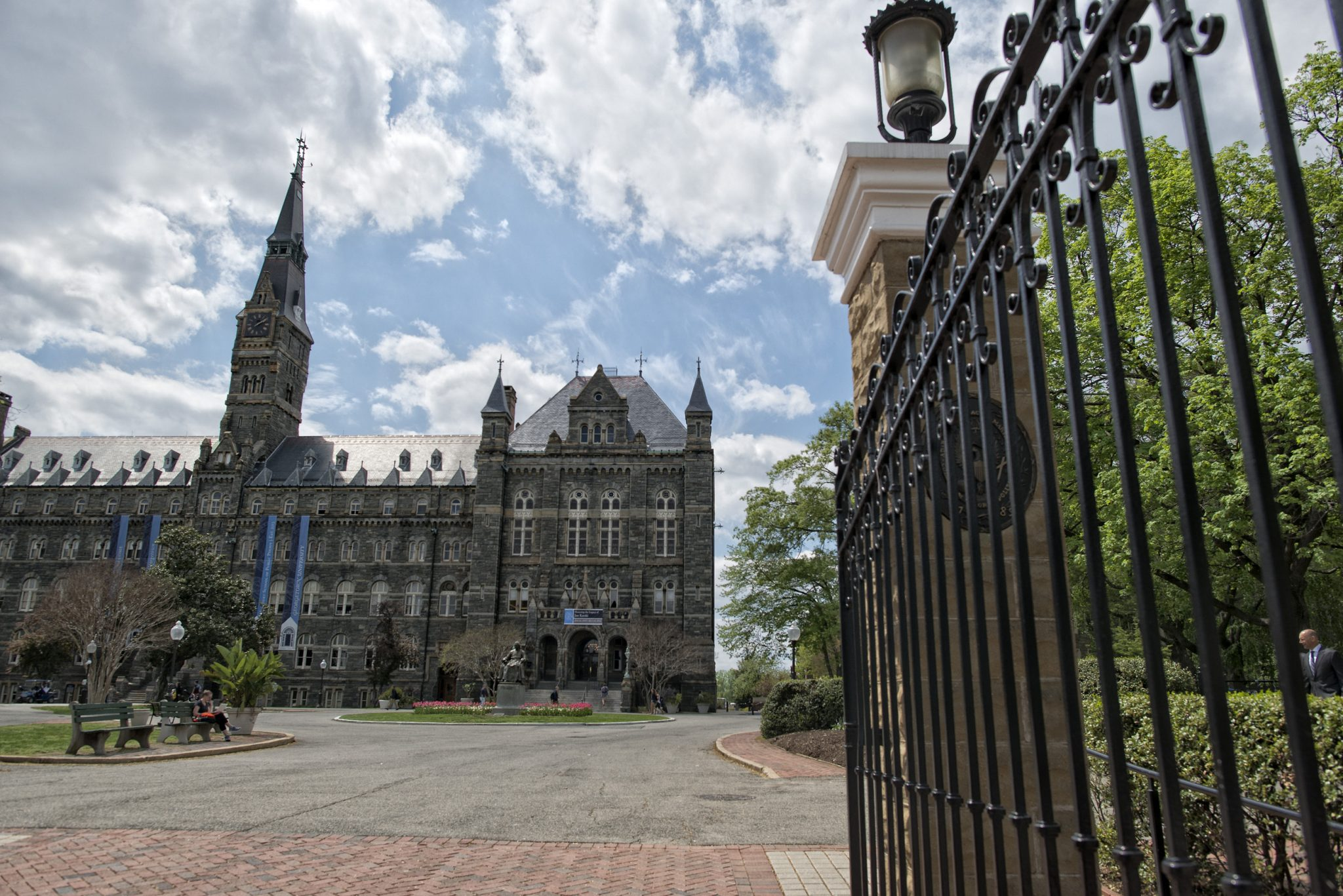Georgetown Gets a Title VI Wakeup Call | The American Spectator | Politics Is Too Important To Be Taken Seriously.