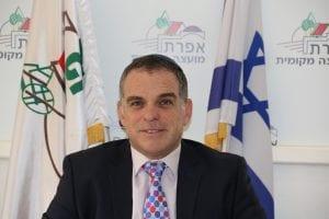 Mayor Oded Revivi headshot