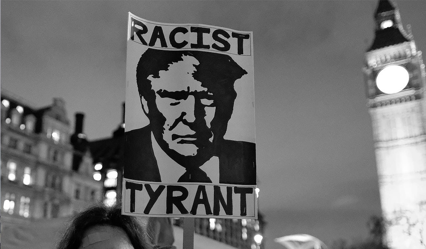 The Absurd 'Trump Is a Tyrant' Trope   The American Spectator   Politics Is Too Important To Be Taken Seriously.