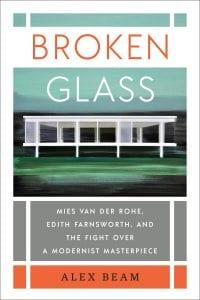 Broken Glass by Alex Beam, book cover