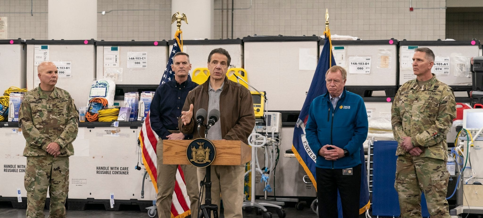 Cuomo on COVID-19 in Nursing Homes: 'It's Not Our Job' | The American Spectator | USA News and Politics