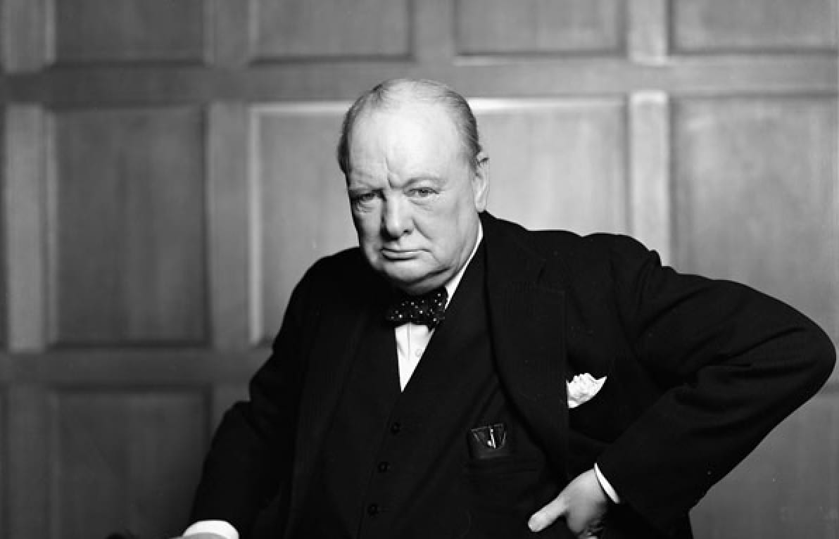 When Winston Churchill Became Essential 80 Years Ago | The American Spectator | Politics Is Too Important To Be Taken Seriously.