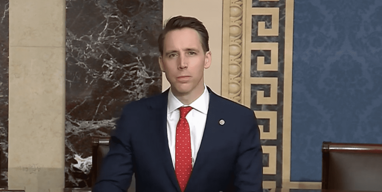 Josh Hawley Wants to Lead the New Cold War | The American Spectator | Politics Is Too Important To Be Taken Seriously.