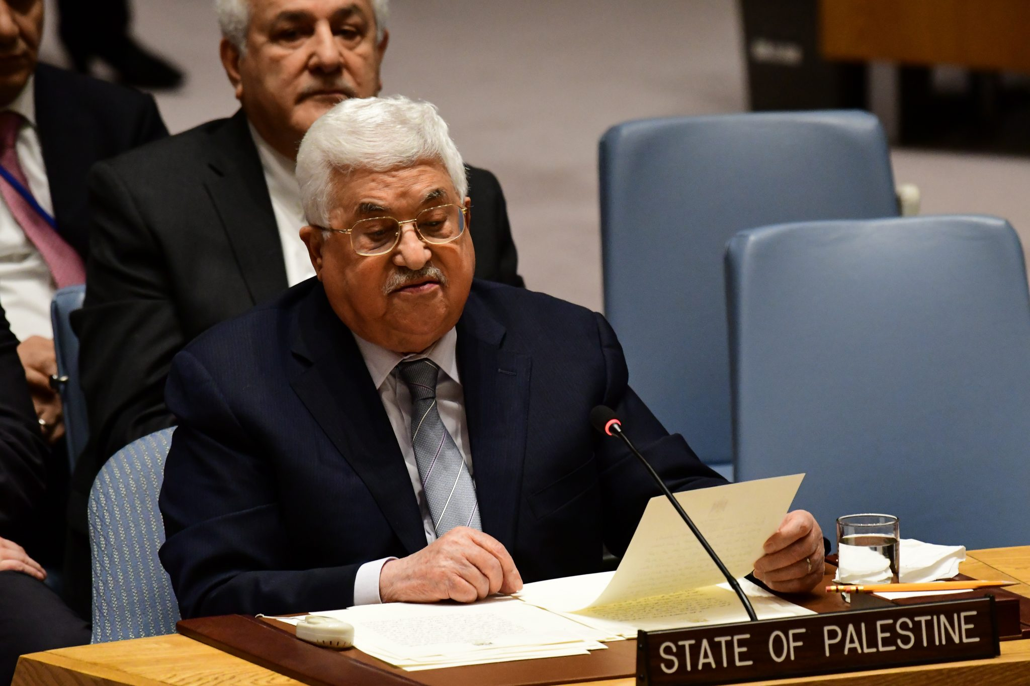 Good Riddance to the Palestinian Authority | The American Spectator | Politics Is Too Important To Be Taken Seriously.