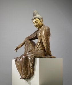 Seated Guanyin, Baltimore Walters Art Museum