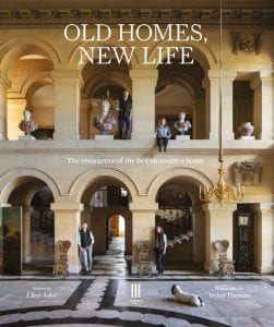 Old Homes, New Life, Clive Aslet, book cover