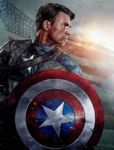 Captain America promotional image