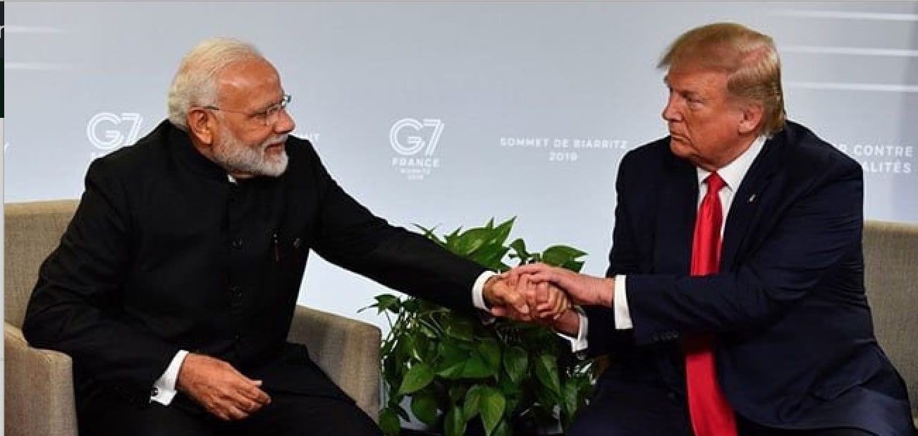 The U.S. Wants India as a Real Ally, Not Another Helpless Dependent | The American Spectator | USA News and PoliticsThe American Spectator | USA News and Politics