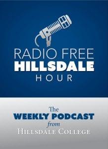 Radio Free Hillsdale Hour ad