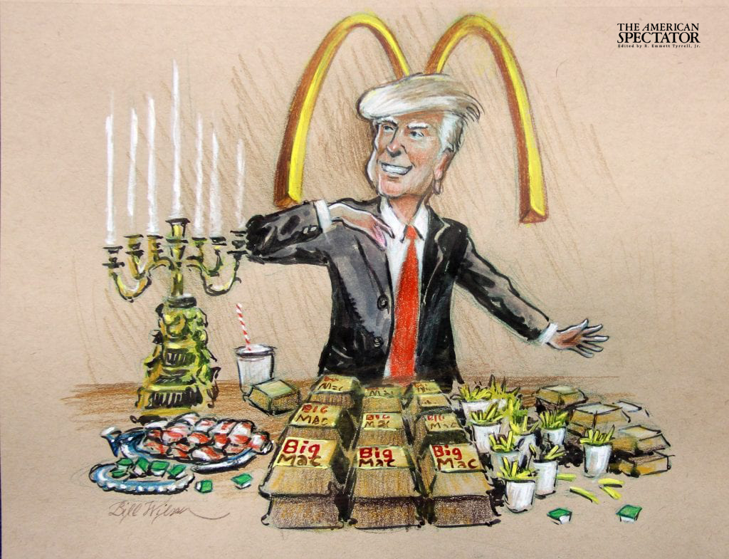 Fast Food Feast, 2020 (Bill Wilson Studio)