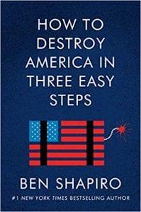 Ben Shapiro 2020 book cover, spectator.org