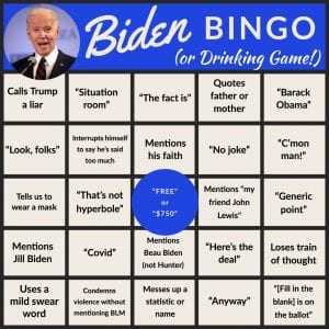 Biden Bingo 1, The American Spectator, spectator.org_Photo: Wikimedia Commons