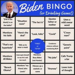 Biden Bingo 2, The American Spectator, spectator.org_Photo: Wikimedia Commons