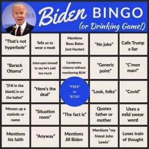Biden Bingo 3, The American Spectator, spectator.org_Photo: Wikimedia Commons