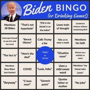 Biden Bingo 4, The American Spectator, spectator.org_Photo: Wikimedia Commons