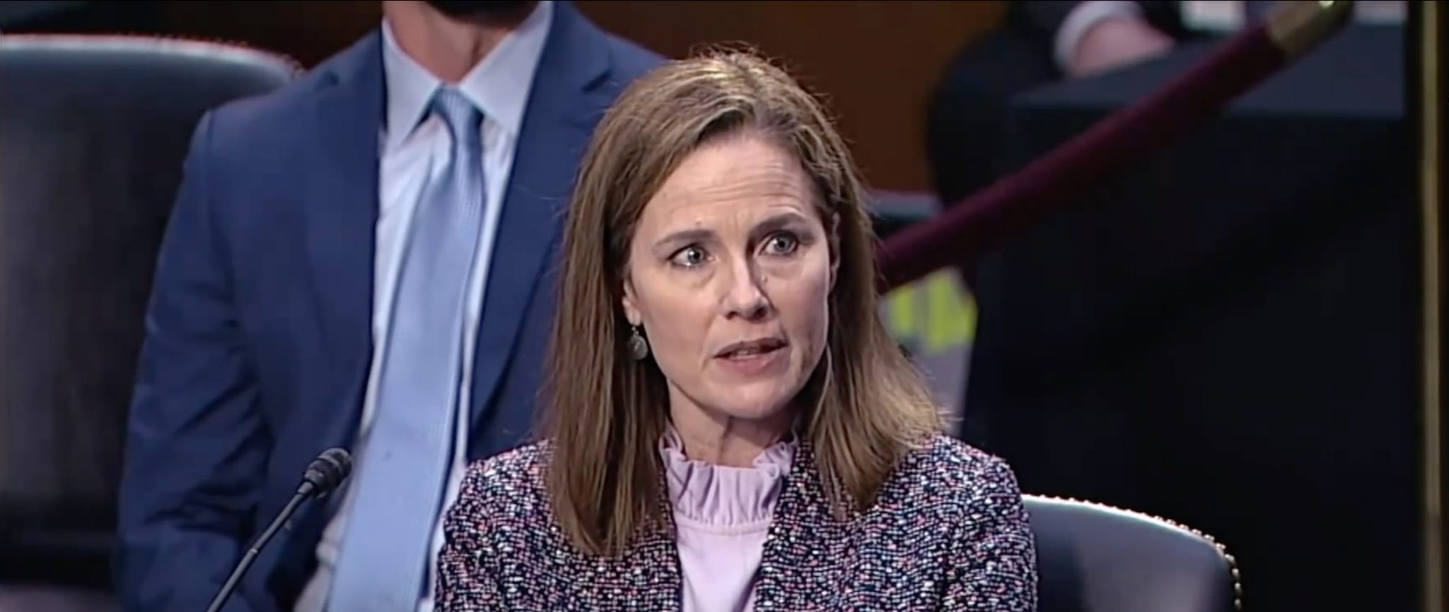 Amy Coney Barrett's Historic Moment: A Long Time Coming | The American Spectator | USA News and PoliticsThe American Spectator | USA News and Politics