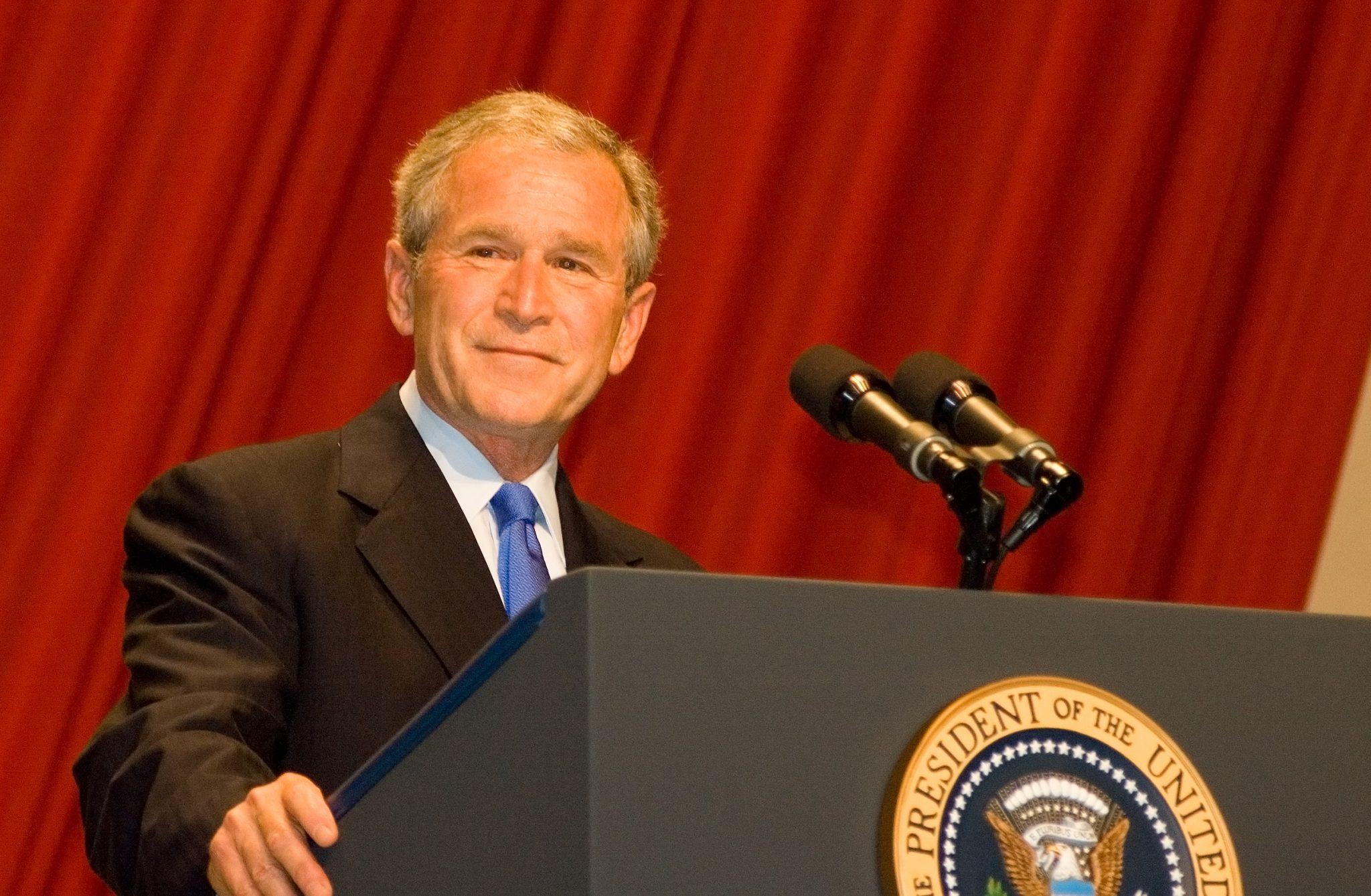 Dear President Bush — Please Endorse Donald Trump   The American Spectator   USA News and PoliticsThe American Spectator   USA News and Politics