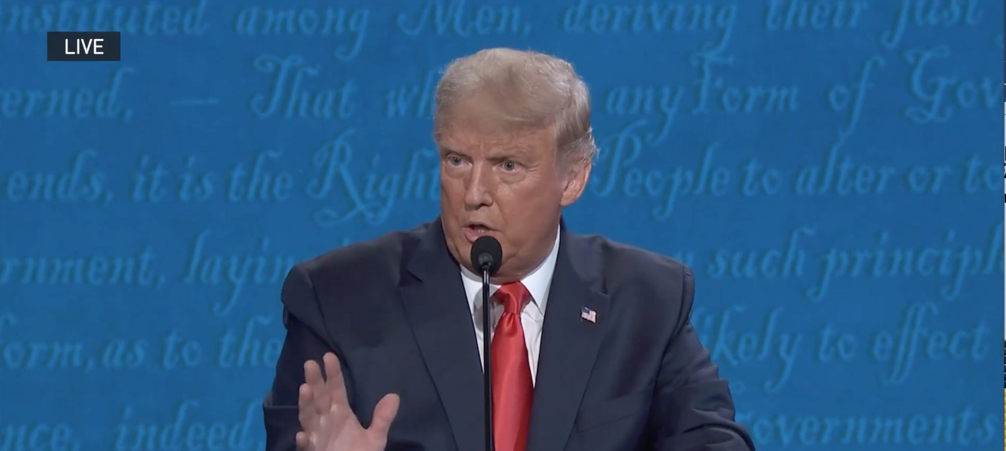 Donald Trump Won the Debate | The American Spectator | USA News and PoliticsThe American Spectator | USA News and Politics