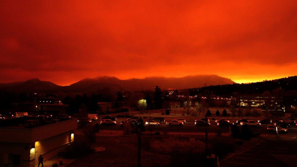 East Troublesome Fire/Estes Park