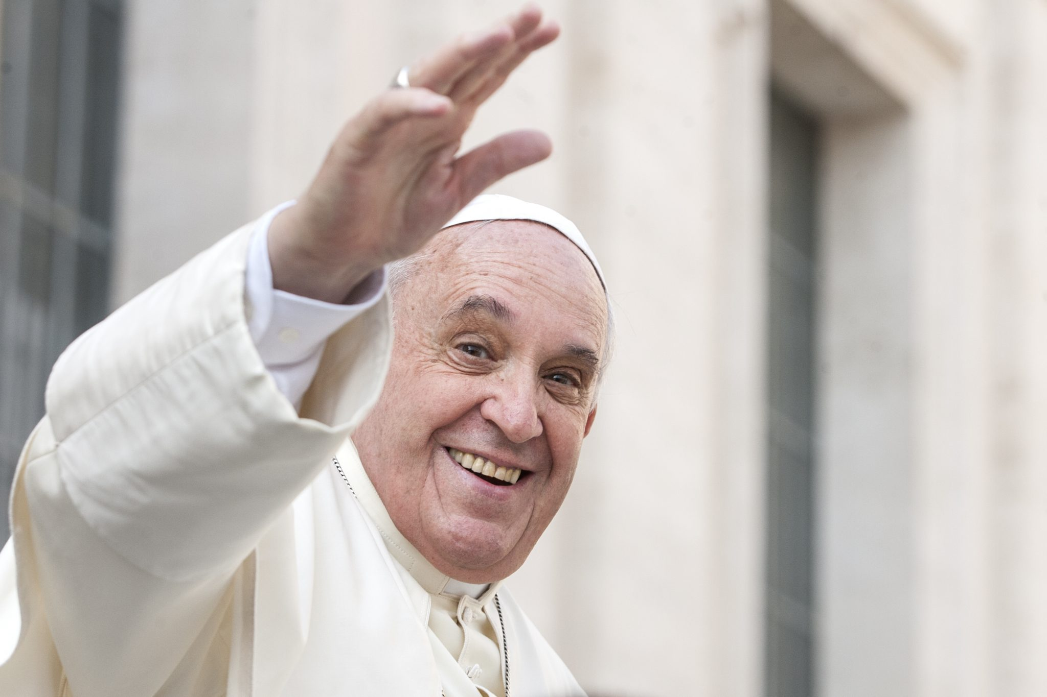 Holiday Surprise: Pope Francis Endorses 'Risk-Taking' Entrepreneurs | The American Spectator | USA News and PoliticsThe American Spectator | USA News and Politics
