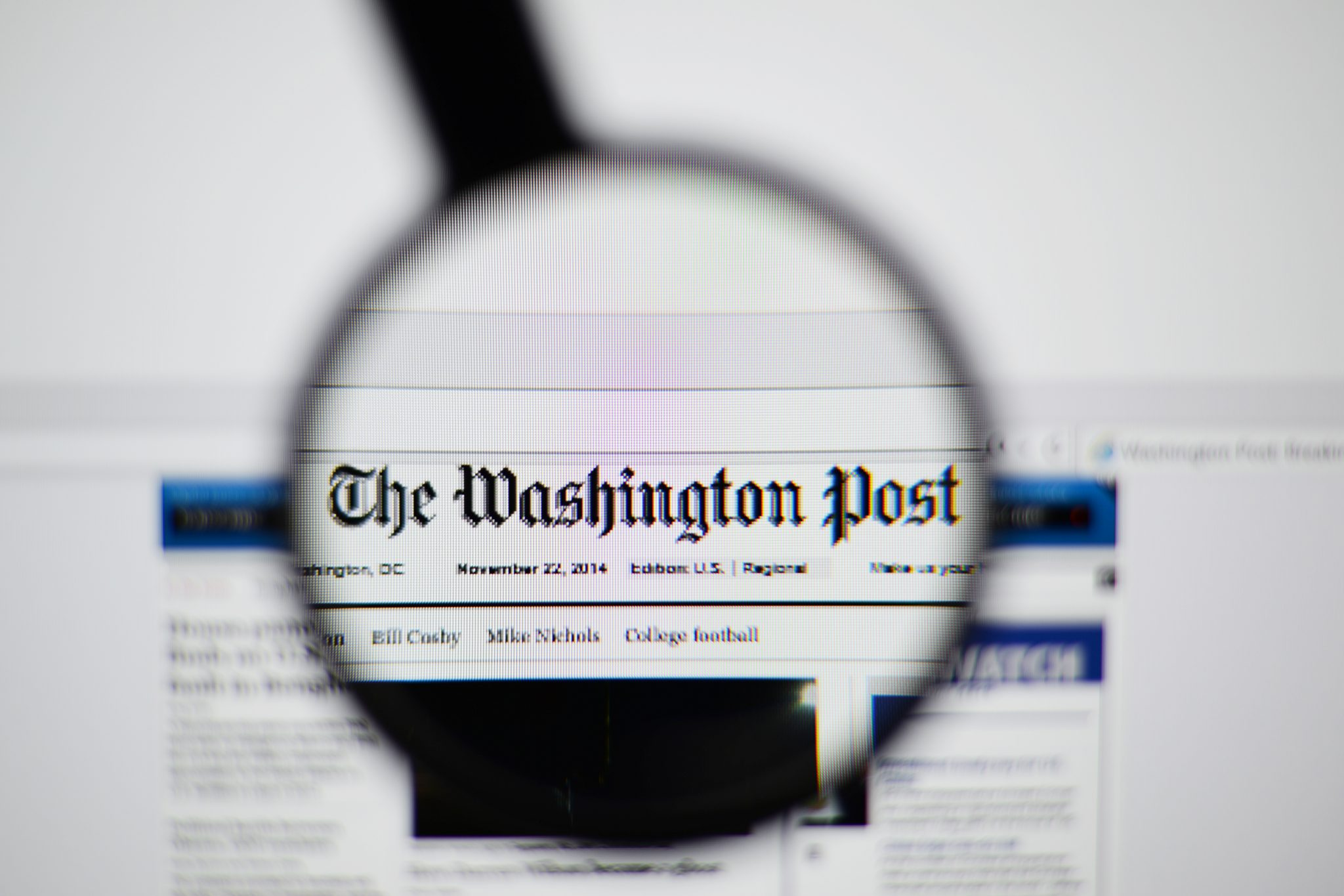 The Washington Post and Complicit 'Journalism' | The American Spectator | USA News and PoliticsThe American Spectator | USA News and Politics