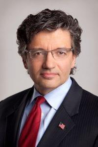 M. Zuhdi Jasser headshot for The American Spectator, spectator.org