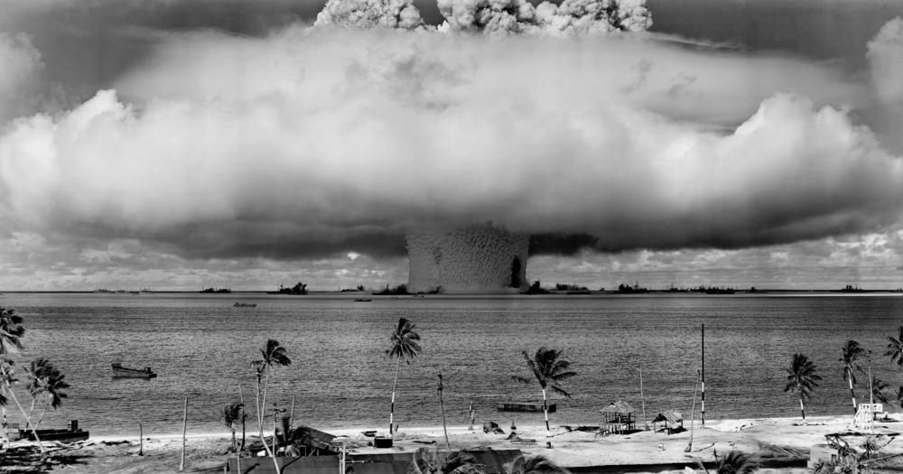The Baker test of Operation Crossroads, July 25, 1946 - Everett Collection - Shutterstock.com - spectator.org