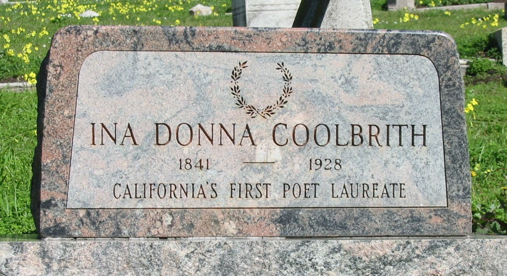 Ina Coolbrith: The First State Poet Laureate | The American Spectator | USA News and PoliticsThe American Spectator | USA News and Politics