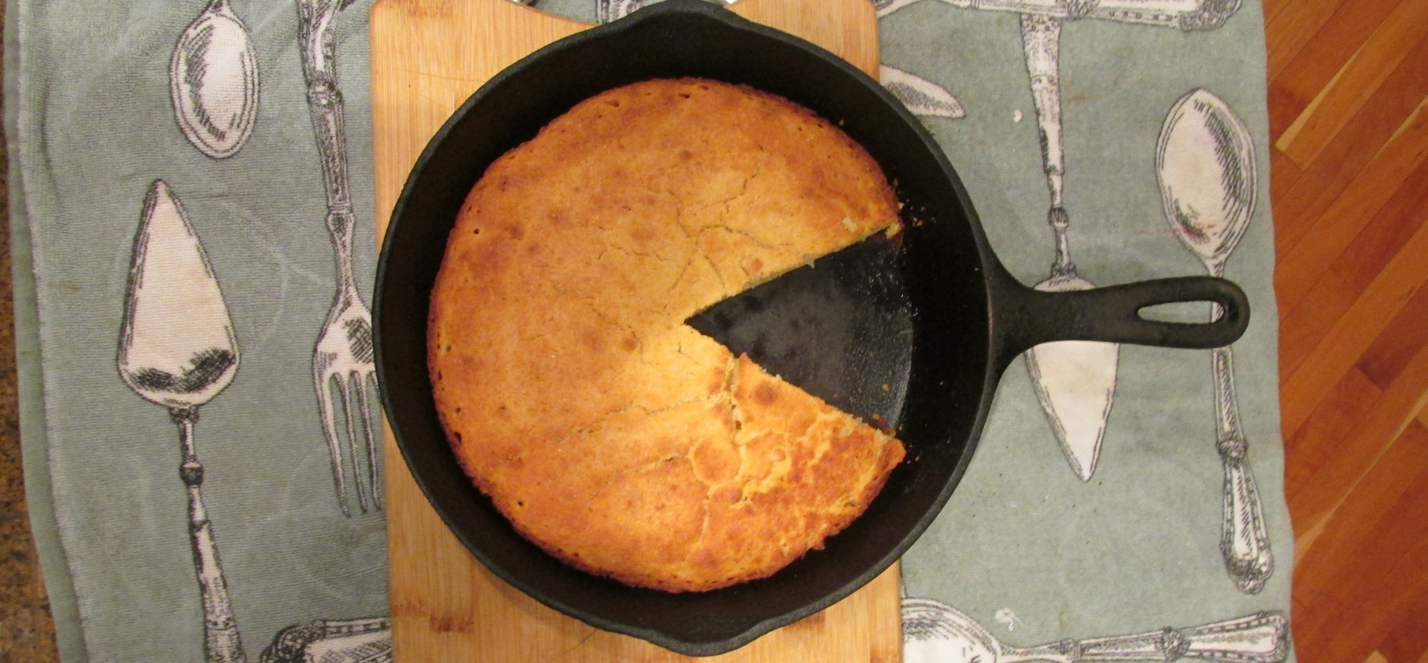 Recipes From Our Readers: Skillet Sourdough Cornbread | The American Spectator | USA News and PoliticsThe American Spectator | USA News and Politics