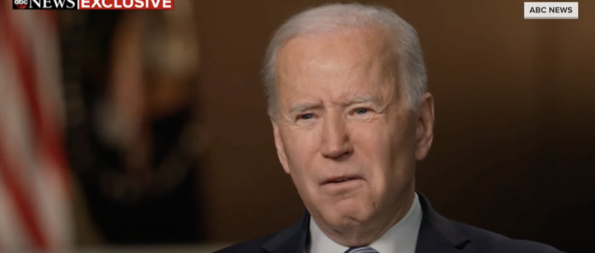 Biden speaks about border crisis, March 17, 2021 (YouTube screenshot) spectator.org