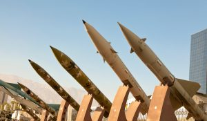 Offensive Missiles of the Armed Forces of the Islamic Republic of Iran - saeediex - Spectator.org - Shutterstock.com