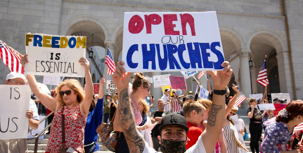 Supreme Takedown of California's Church COVID Restrictions | The American Spectator | USA News and PoliticsThe American Spectator | USA News and Politics