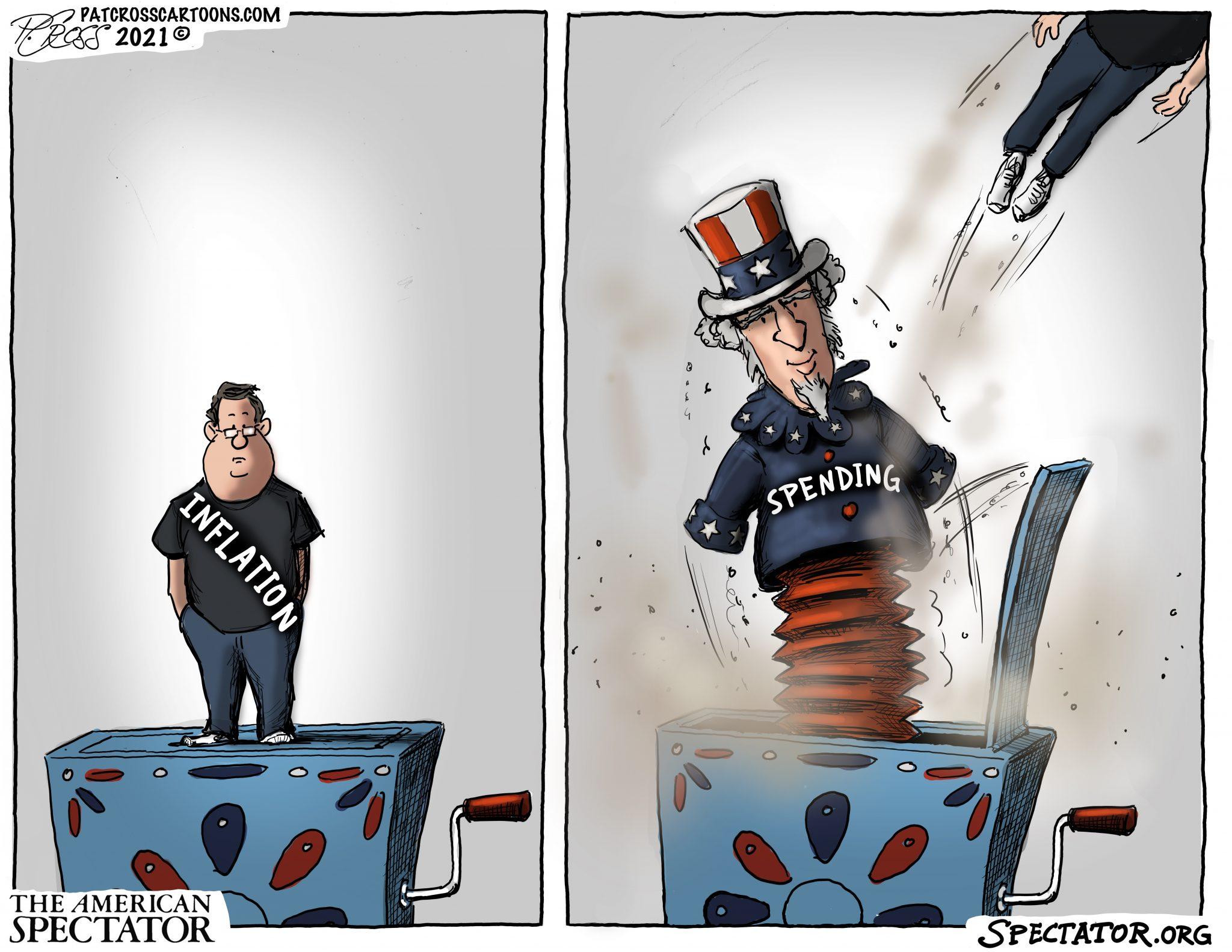 Jack in the Box Economics | The American Spectator | USA News and PoliticsThe American Spectator | USA News and Politics